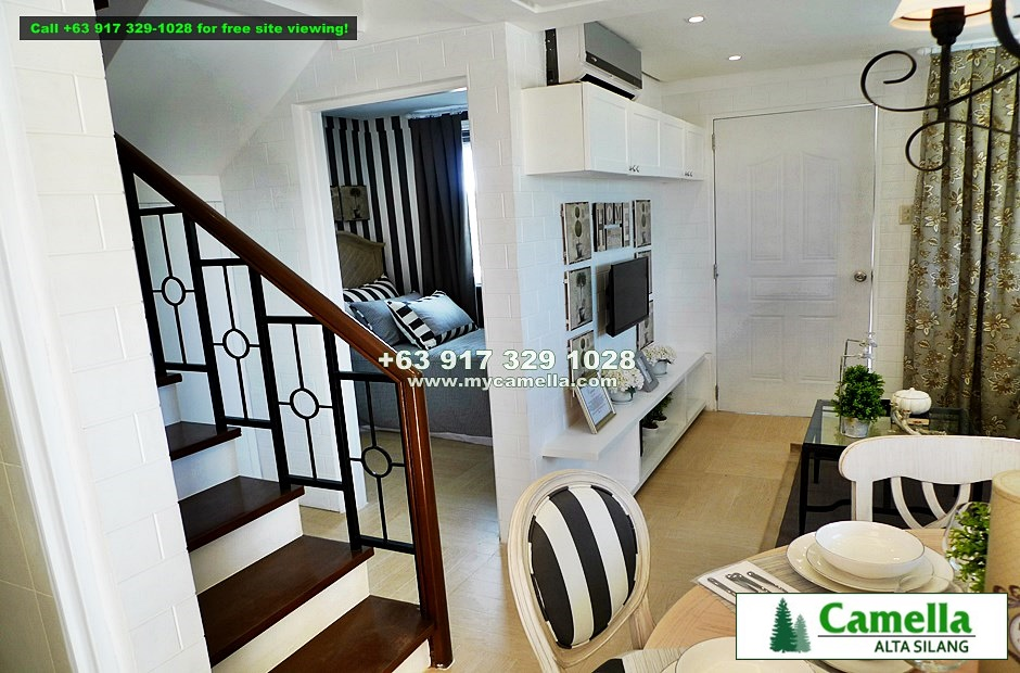 Carina House for Sale in Camella Alta Silang