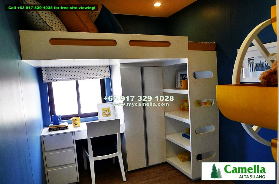 Carmela House for Sale in Camella Alta Silang