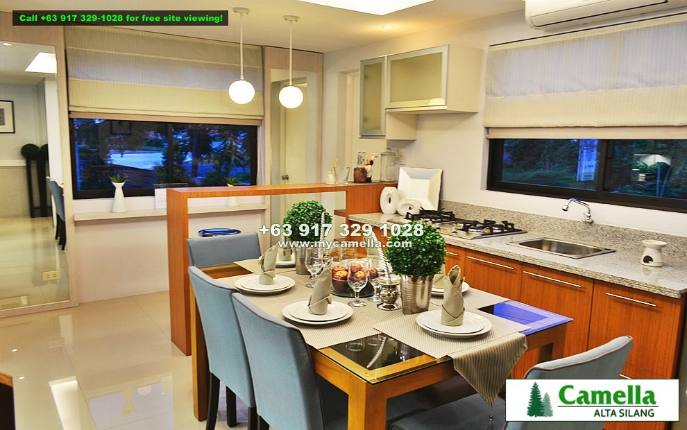 Carmina Uphill House for Sale in Camella Alta Silang