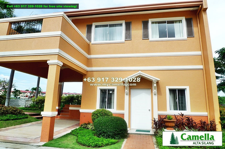 Dorina Uphill House for Sale in Camella Alta Silang