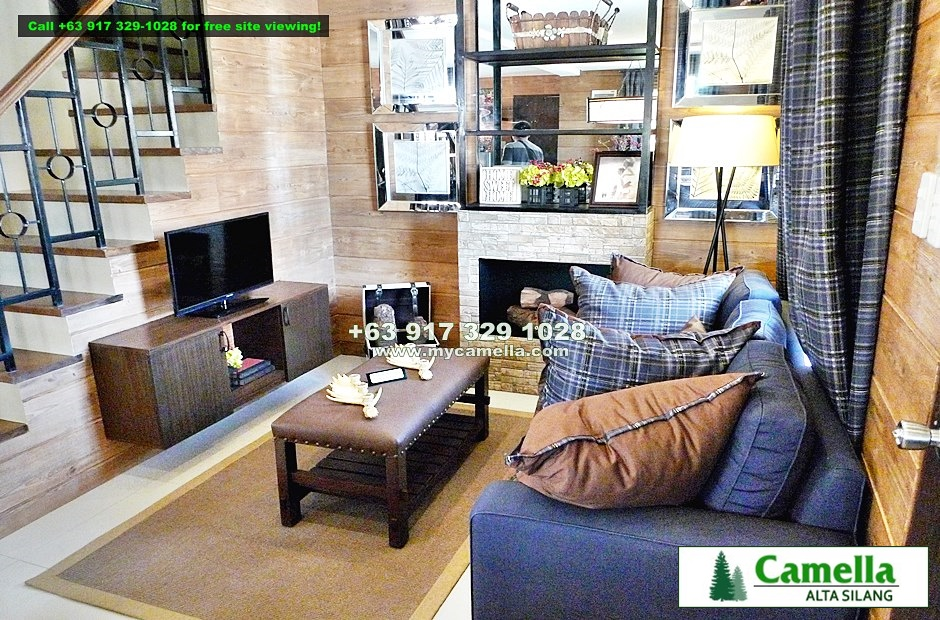 CAMELLA ALTA SILANG | Dana House and Lot for Sale in Silang