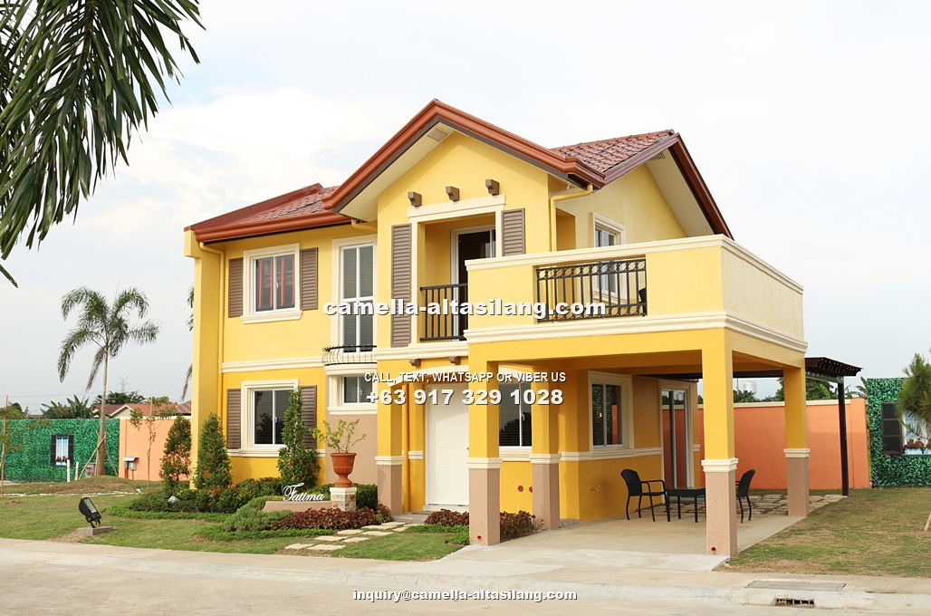 Fatima House for Sale in Camella Alta Silang