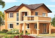 Freya House Model, House and Lot for Sale in Silang Cavite, Philippines