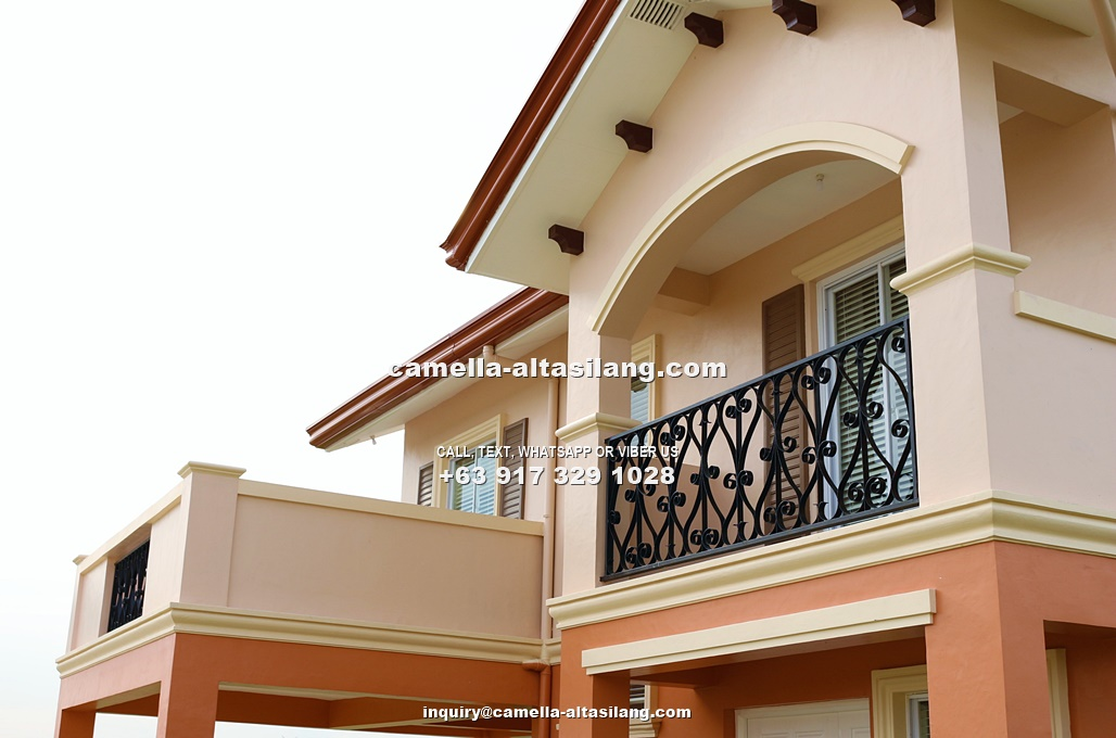 Gavina House for Sale in Camella Alta Silang