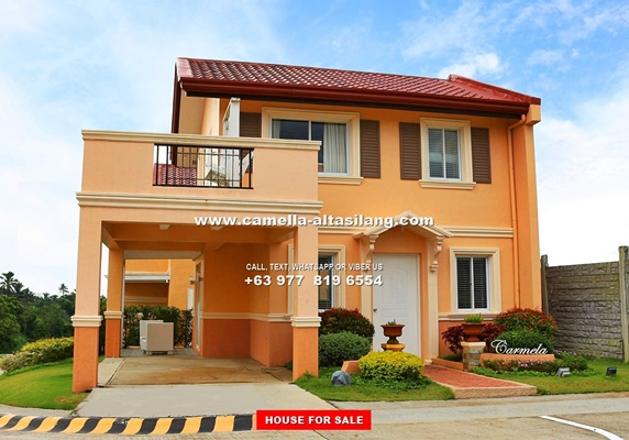 Camella Alta Silang - House and Lot for Sale in Silang, Philippines