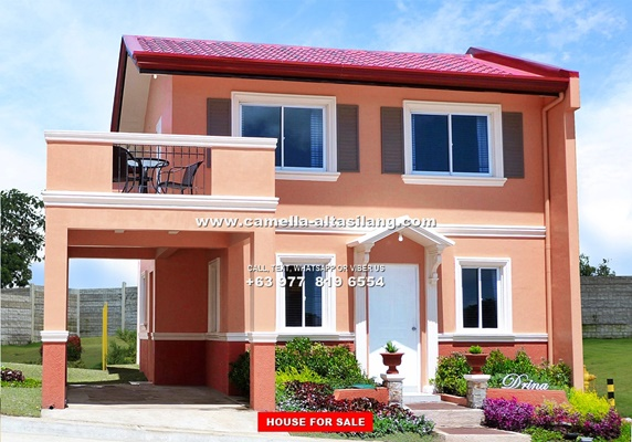 Camella Alta - House and Lot for Sale in Silang, Philippines
