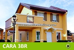 Cara Rest House and Lot for Sale in Camella Alta Silang Philippines