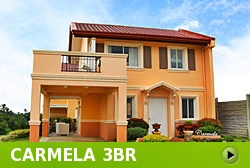 Carmela Rest House and Lot for Sale in Camella Alta Silang Philippines