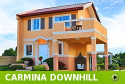 Carmina Downhill Rest House and Lot for Sale in Camella Alta Silang Philippines
