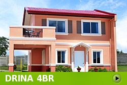 Drina Rest House and Lot for Sale in Camella Alta Silang Philippines