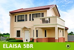 Elaisa Rest House and Lot for Sale in Camella Alta Silang Philippines