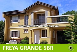 Freya Rest House and Lot for Sale in Camella Alta Silang Philippines